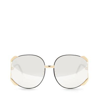 LOEWE Alejandra Sunglasses Gold front