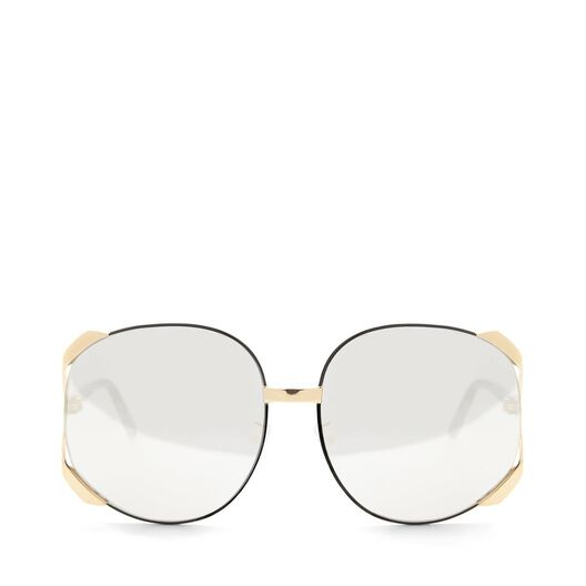 LOEWE Alejandra Sunglasses Gold all