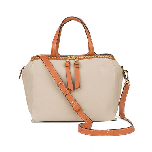 LOEWE Zipper Bag Natural/Tan all