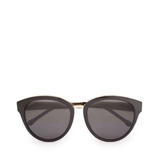 LOEWE Talaia Sunglasses Black all