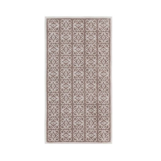 Small Monograms Jacquard Towel