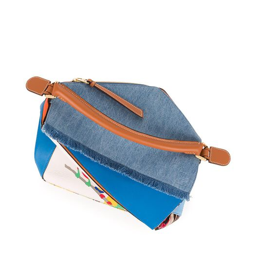 LOEWE Puzzle Paulas Ibiza Bag Multicolour all