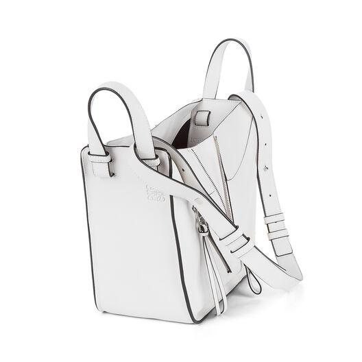 LOEWE Hammock Small Bag Soft White all