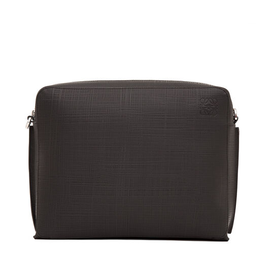 LOEWE Goya Reporter Bag Black all