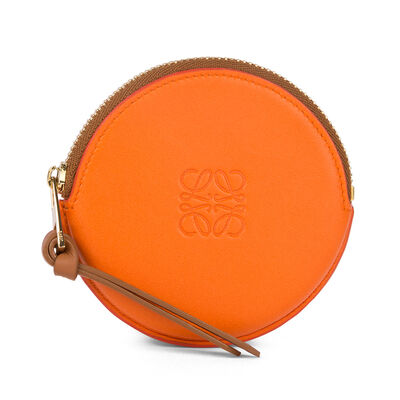 LOEWE Cookie Orange/Tan front