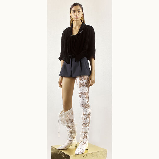 LOEWE Mini Shorts Black all