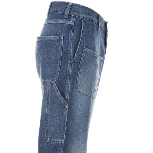 LOEWE Jeans Patch Pockets Indigo all