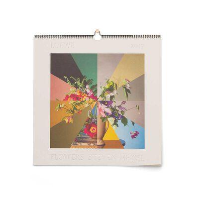 LOEWE Calendario Gris Humo front