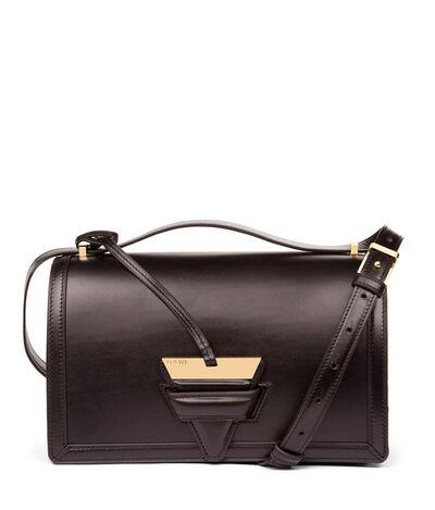 LOEWE Barcelona Large Bag Black front