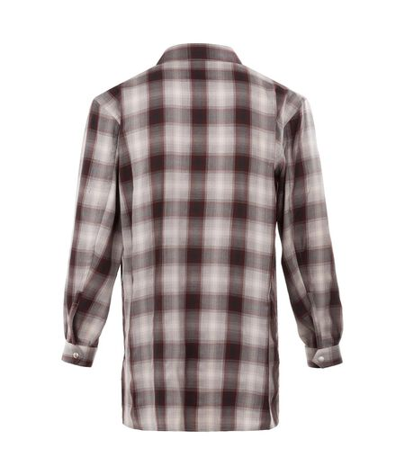 LOEWE Check Shirt Red/Black all
