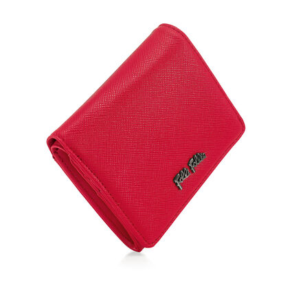 Folli Follie Foldable Πορτοφόλι, Red, hires