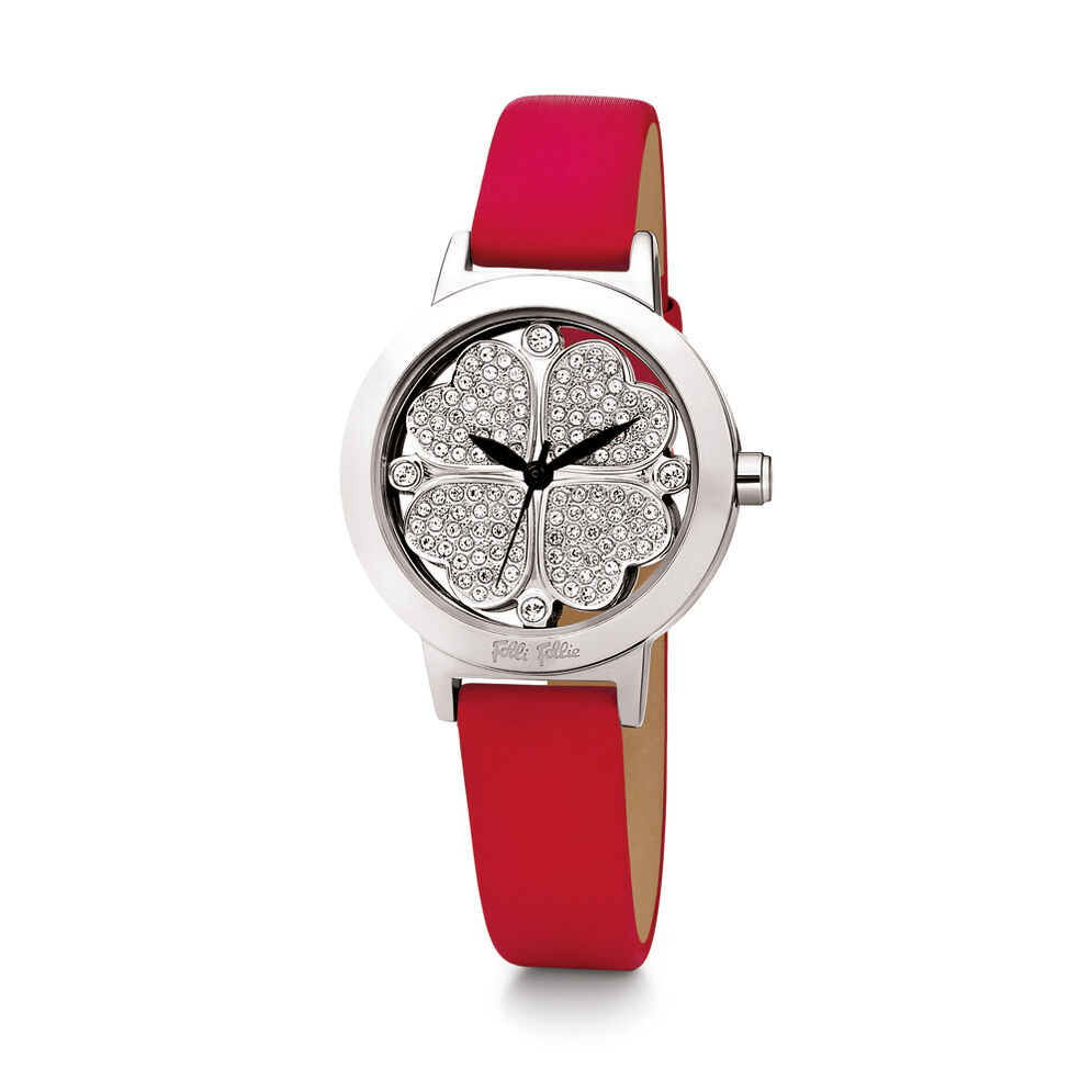 MINI Heart4Heart Watch, Red, hires