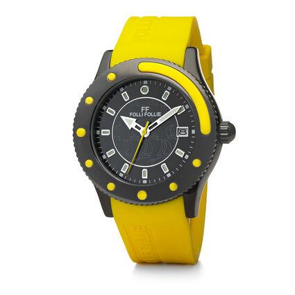 MINI Water Champ Watch, Yellow, hires