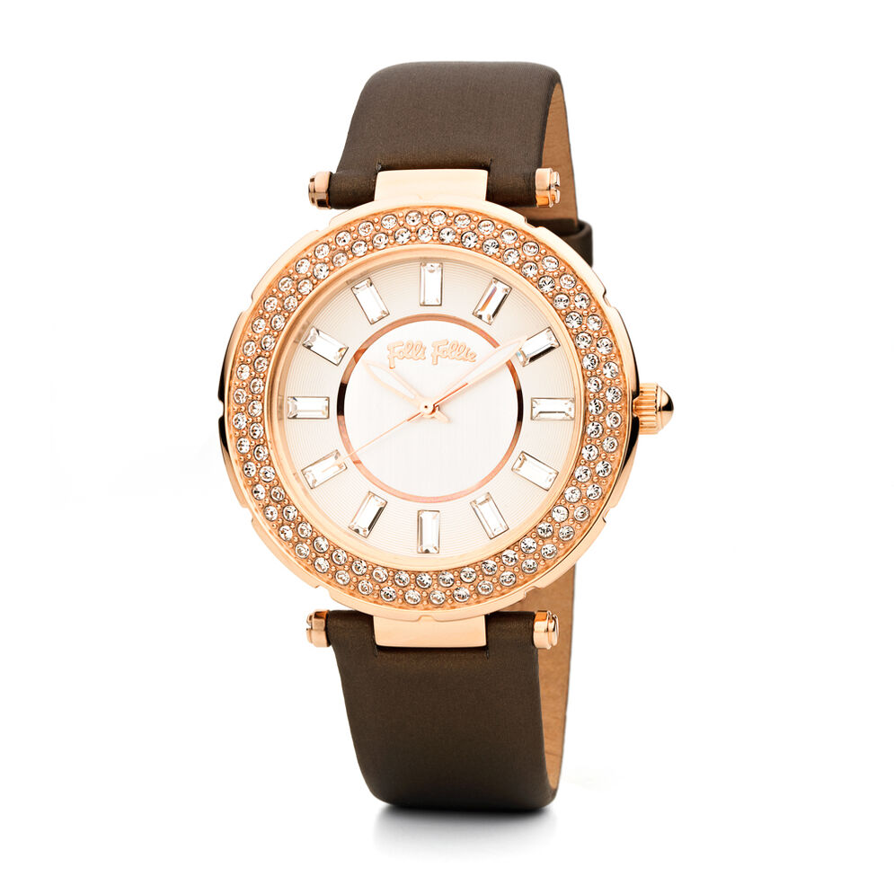 Beautime Watch, Brown, hires