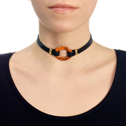 Cuban Dream Line Choker Necklace, , hires