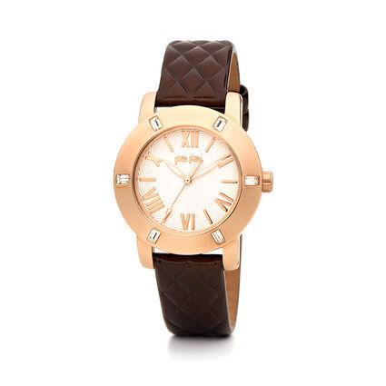 Donatella Watch, Brown, hires