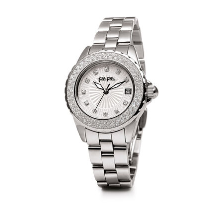 Day Dream Watch, Bracelet Silver, hires