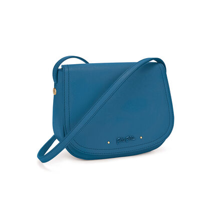 Uptown Beauty Crossbody Bag, Blue, hires