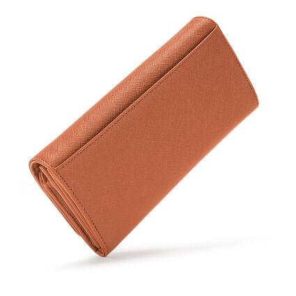 Folli Follie Foldable Wallet, Brown, hires