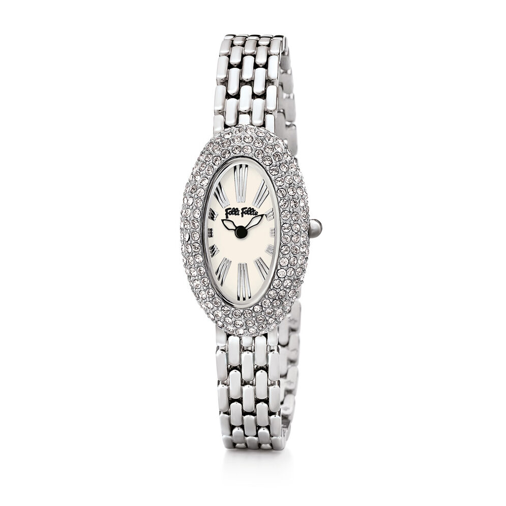 Classy Watch, Bracelet Silver, hires