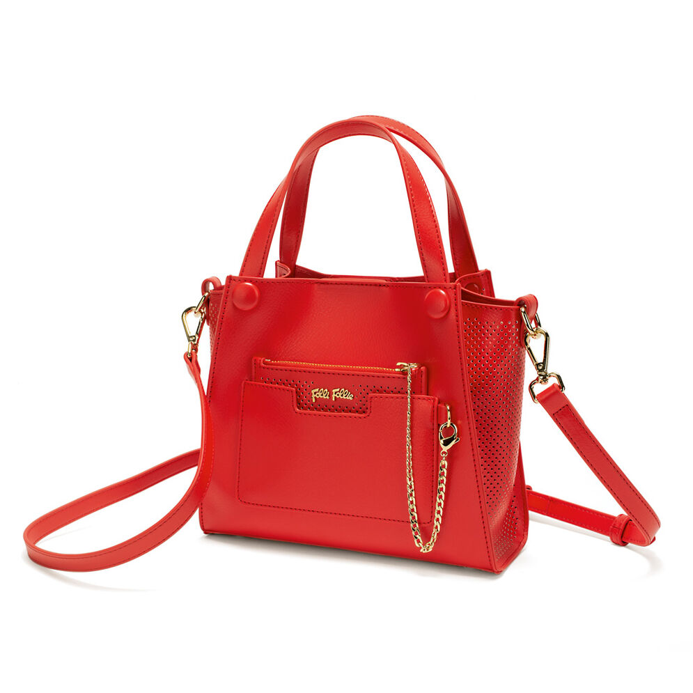 On The Go Mini Bag Red, Red, hires