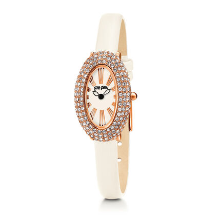 Classy Watch, White, hires