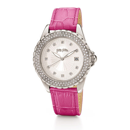 Day Dream Watch, Fucshia, hires
