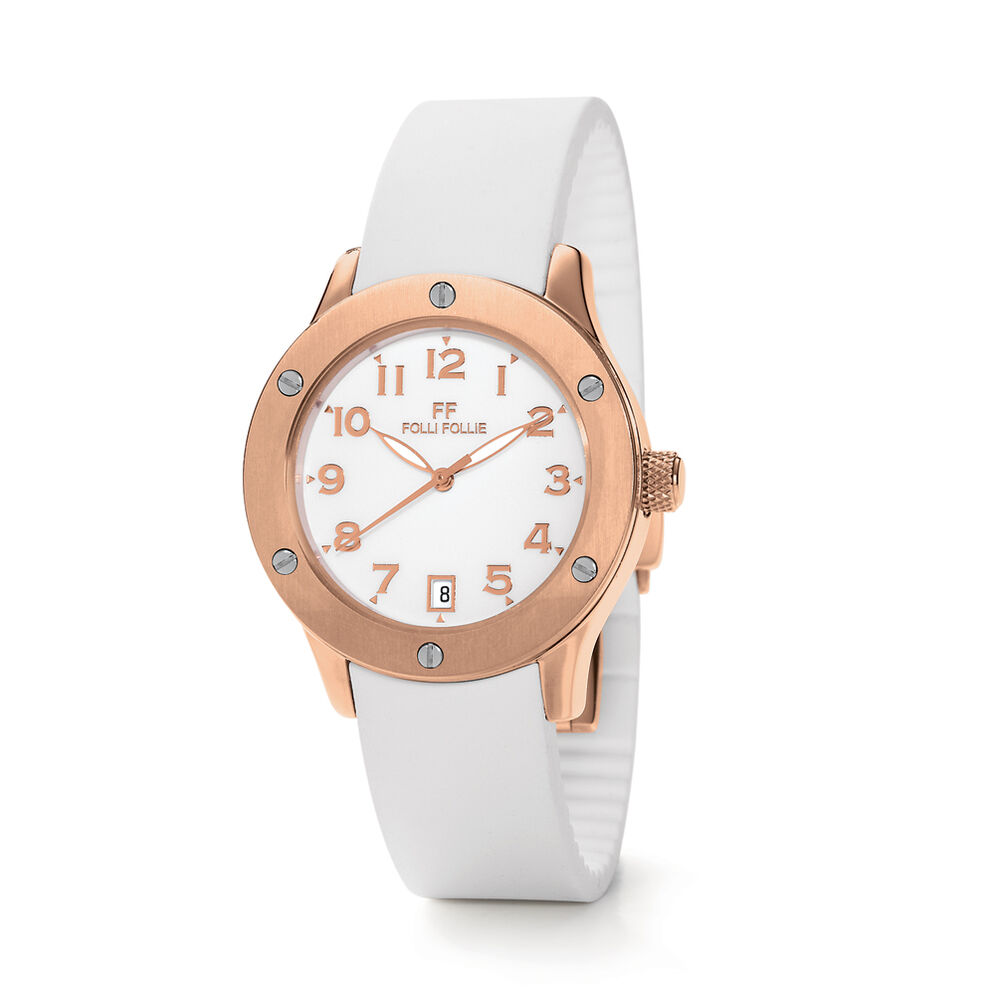 Ace Watch, White, hires