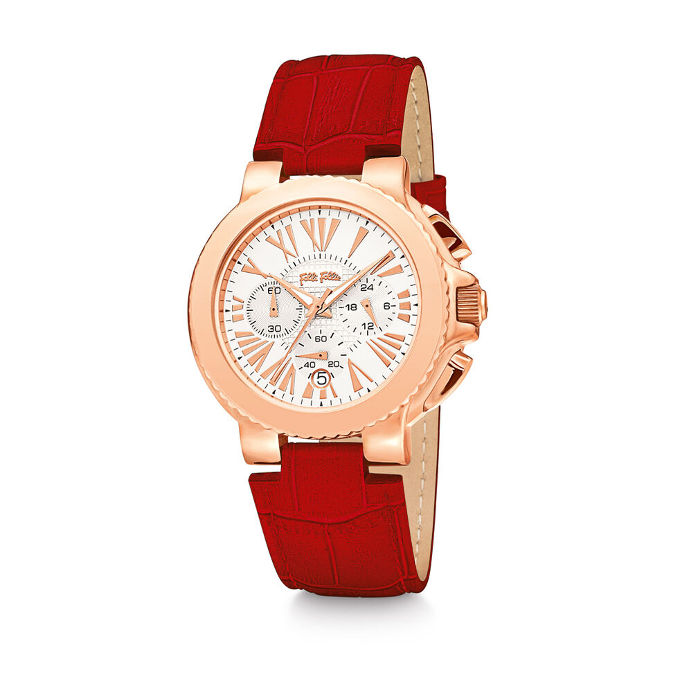 Watchalicious Watch, Red, hires