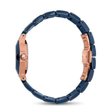 Miss FF Reloj, Bracelet Blue, hires