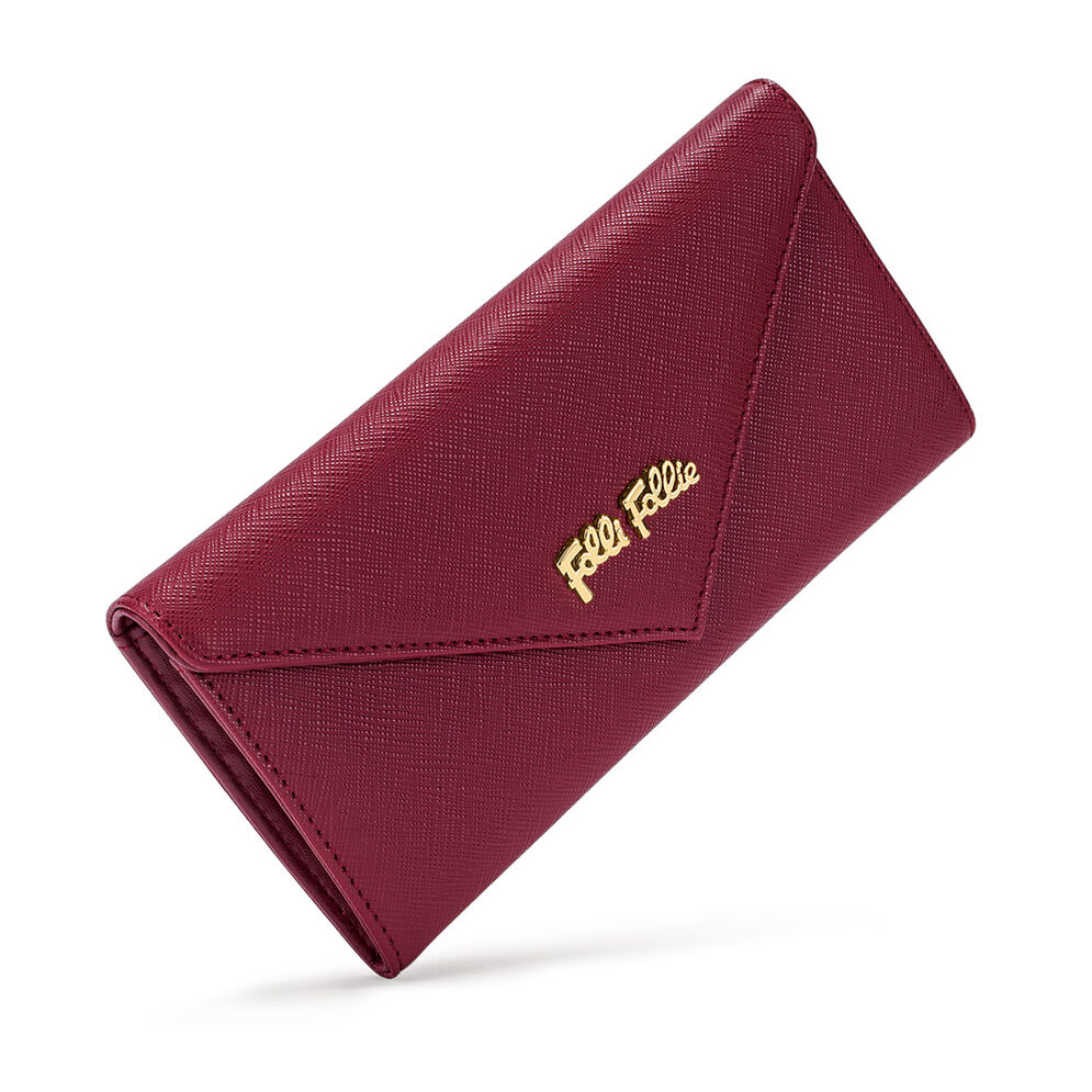 SMALL GOODS WALLET, Burgundy, hires