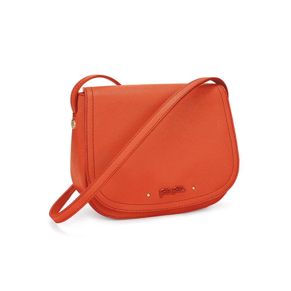 Uptown Beauty Crossbody Bag, Orange, hires