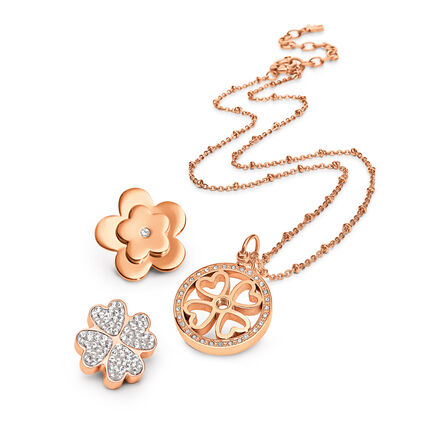 Bonding Rose Gold Plated Box Set , , hires