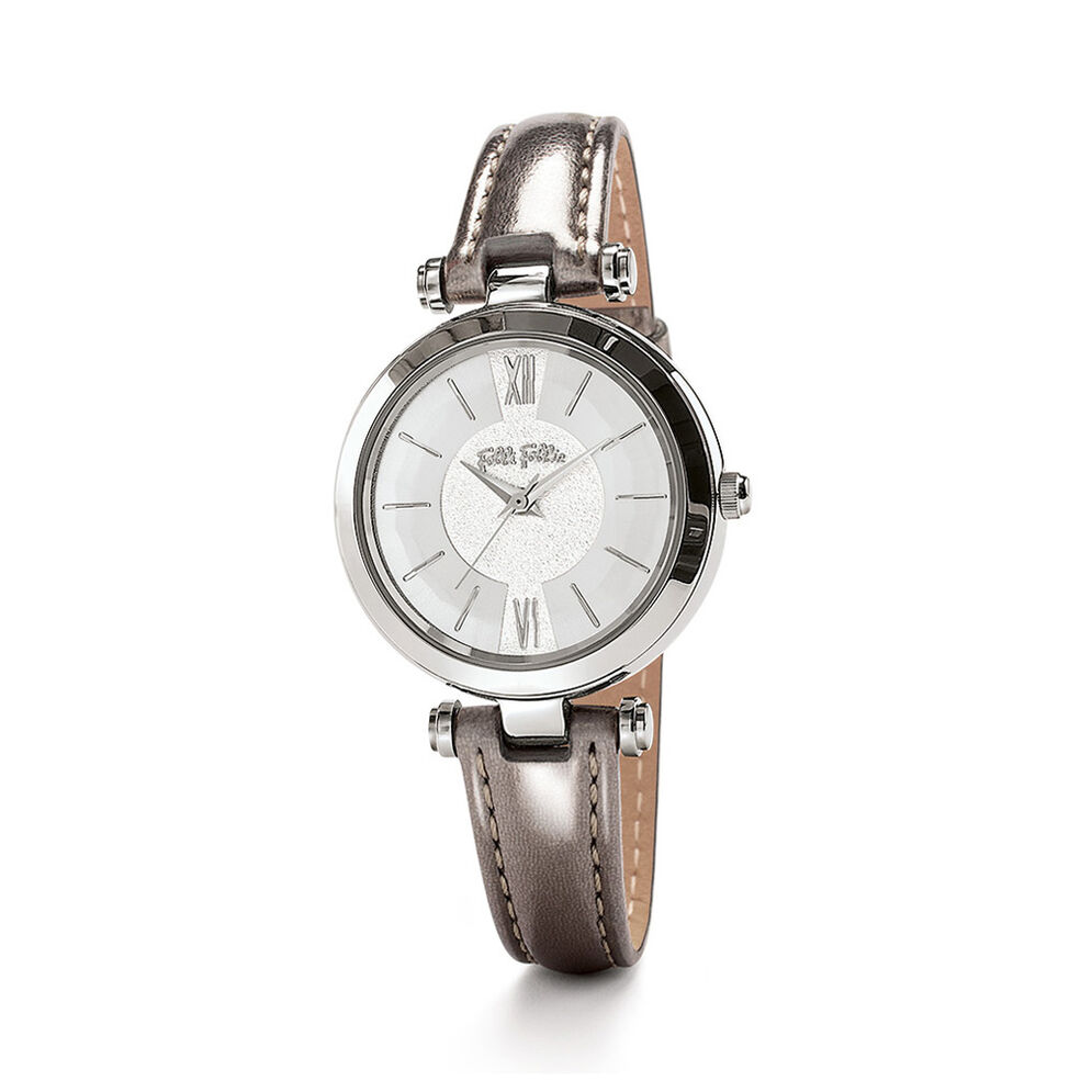 Lady Bubble Watch, Nickel, hires