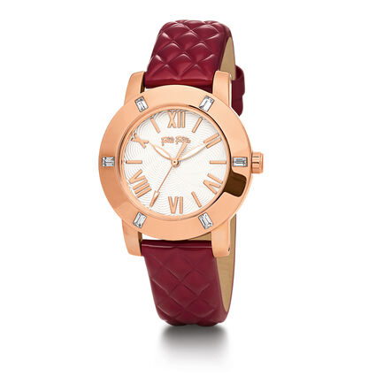 Donatella Watch, Red, hires