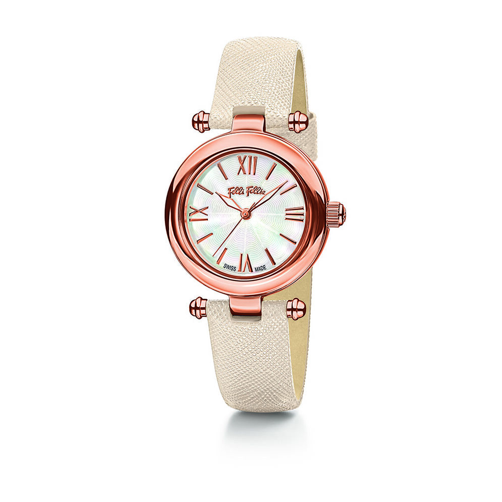 Aegean Breeze Watch, White, hires