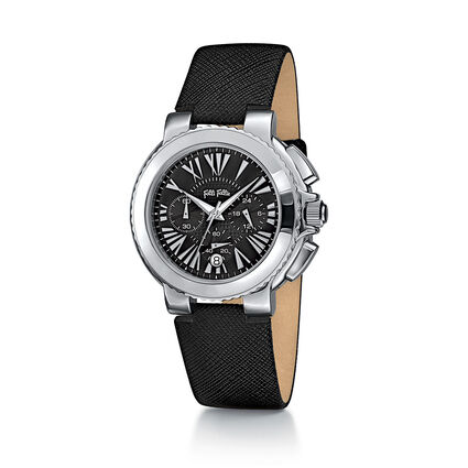 Watchalicious 系列腕錶, Black, hires