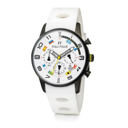 Regatta系列腕錶, White, hires