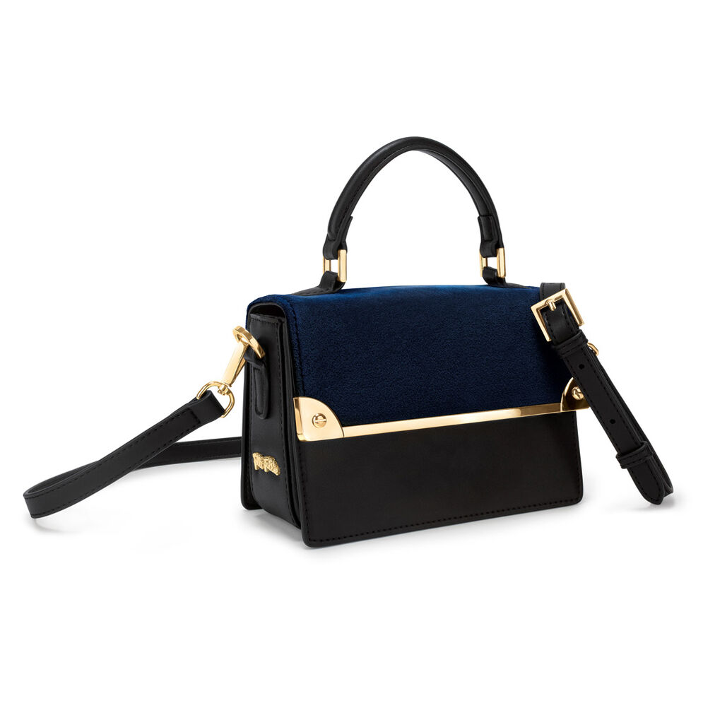 Bolso de mano Miss FF, Black, hires