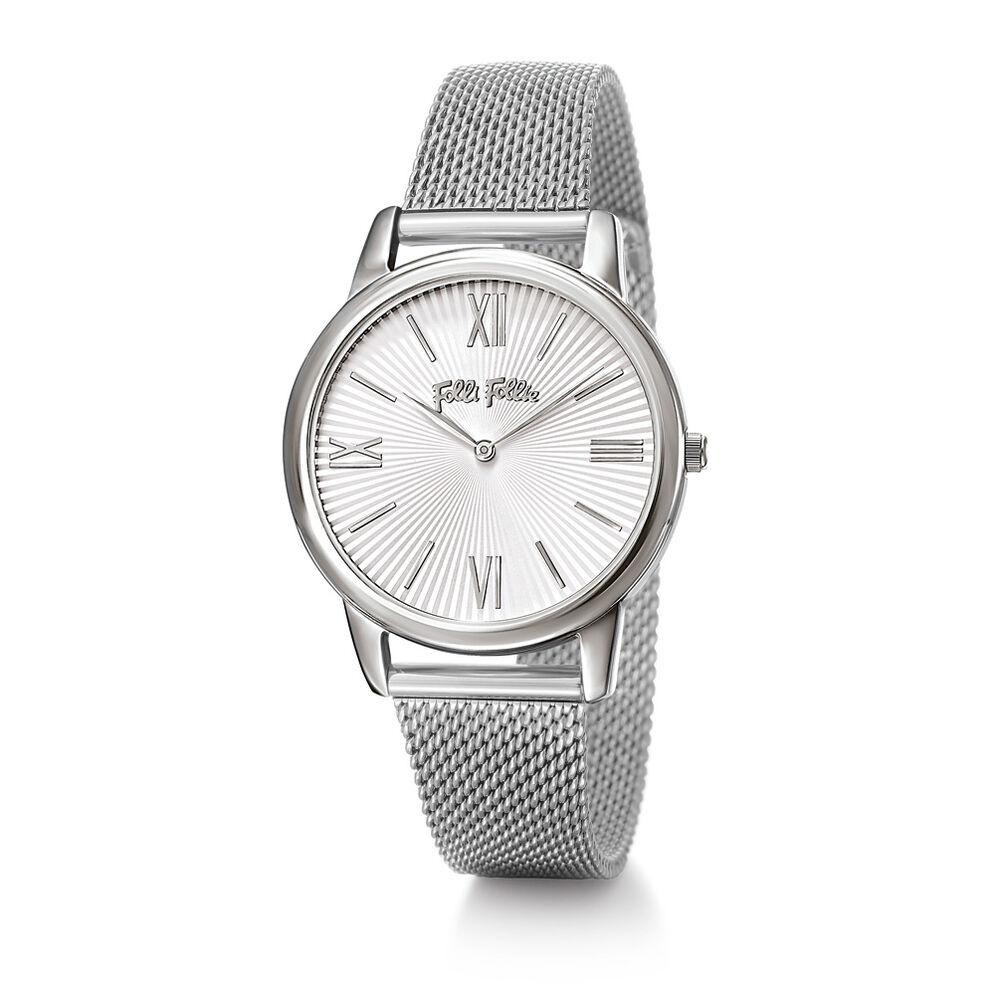 Match Point Bracelet Watch, Bracelet Silver, hires