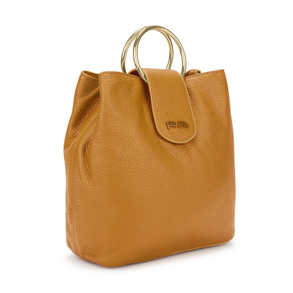 Shape Art Medium Bucket Bag, Yellow, hires