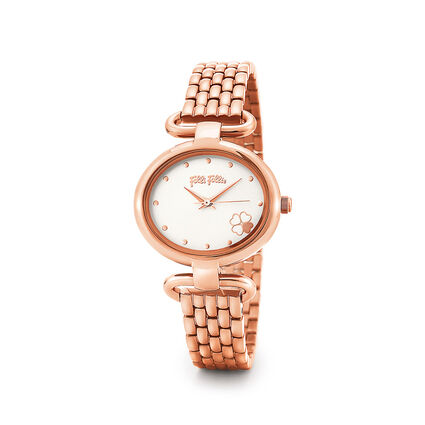 Miss Heart4Heart Extra Small Case Bracelet Watch , Bracelet Rose Gold, hires