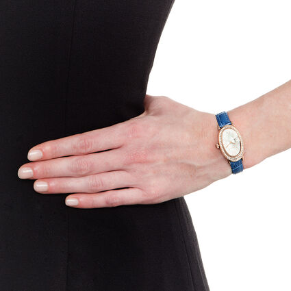 MINI IVY 腕錶, Blue, hires