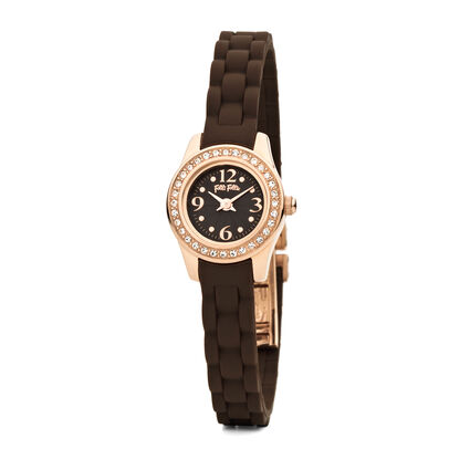 Mini Miss Watch, Brown, hires