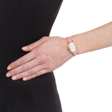 MINI IVY 腕錶, Fucshia, hires