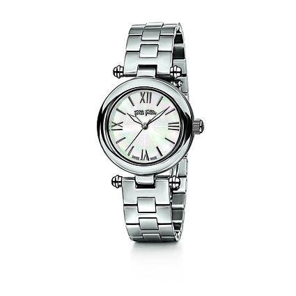 Aegean Breeze Watch, Bracelet Silver, hires