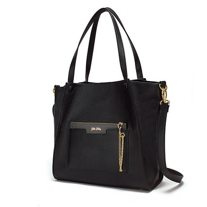 Bolso On The Go, Black, hires