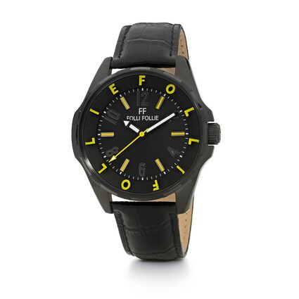 Caldera Watch, Black, hires