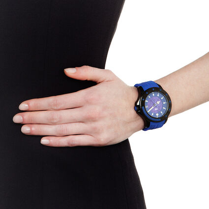 Water Champ Watch, Blue, hires