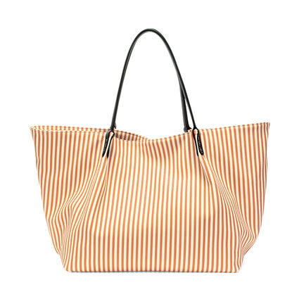 Island Riviera Large Tote Bag, Brown, hires